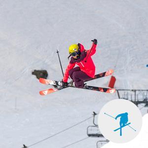 choisir sa pratique de ski - freestyle