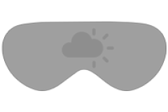 verre couvert