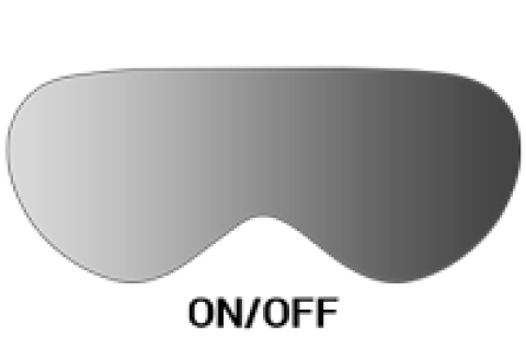 verre electrochroma