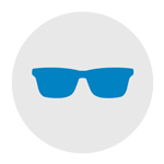 icone lunette soleil