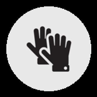 icone quizz gant