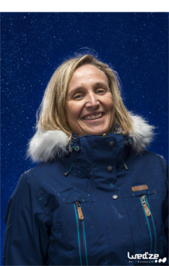 Florence Vlacke, Directrice Internationale de Wed'ze