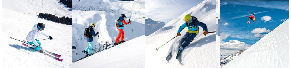 Bien skier la neige de printemps - comment