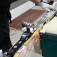 bien réparer ses skis ou son snowboard - affutage