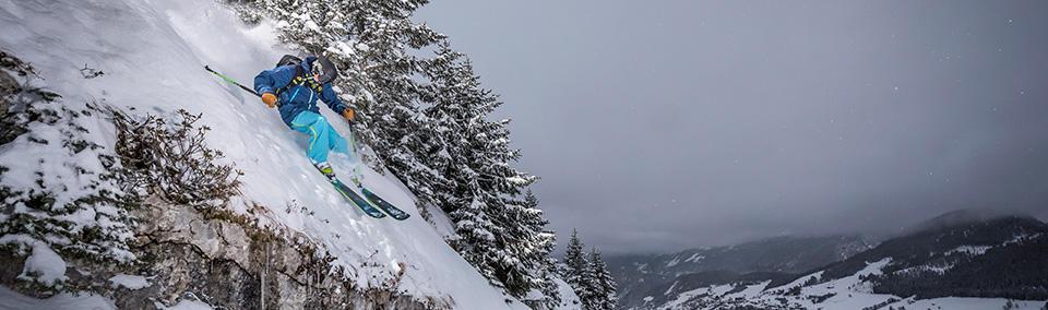 Comment bien skier hors-piste - media