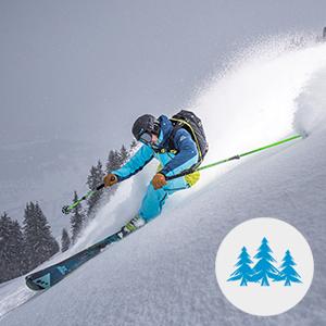 choisir sa pratique de ski - freeride
