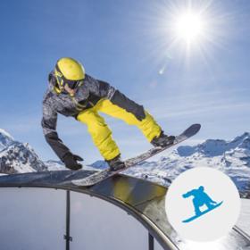 choisir sa pratique de snowboard - freestyle
