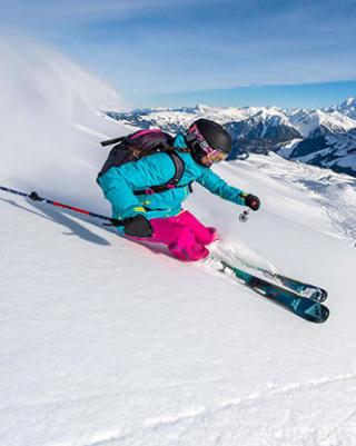 bien skier hors piste - technique
