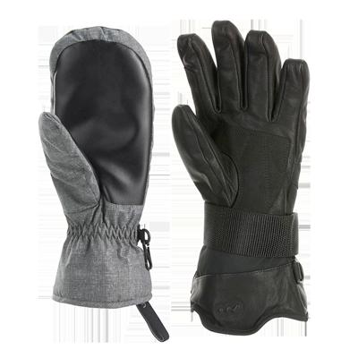 Comment choisir ses gants ou moufles de ski - praticite