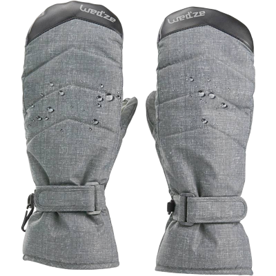 Comment choisir ses gants ou moufles de ski - imper