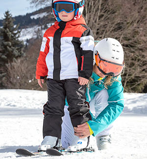 faire aimer ski enfants media 1