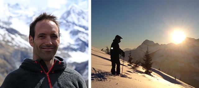 pourquoi il faut porter un casque de ski, interview pisteur