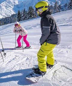 bien débuter en snowboard avec les conseils de wed'ze