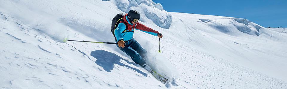 bien choisir ses skis pour le freeride, les conseils wed'ze