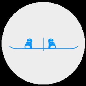 comment choisir son stance en snowboard les conseils de Wed'ze