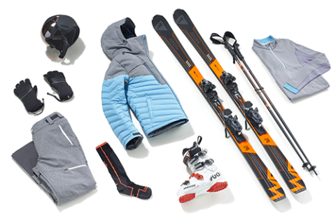 collection ski piste carving homme