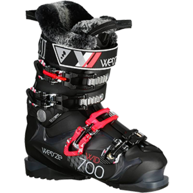 bottes ski mollets forts