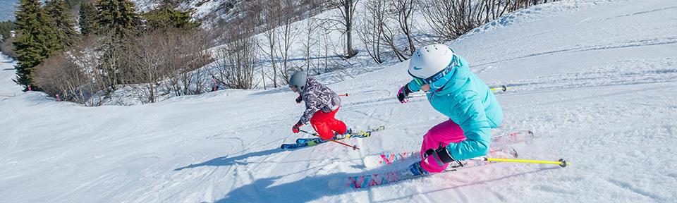 comment progresser en ski, conseils et astuces wed'ze