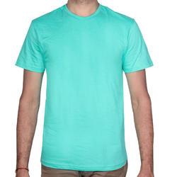 e9501448a Men's Athletee Cotton Fitness T-Shirt -Green