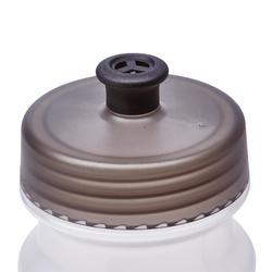Sportbidon grijs 550 ml