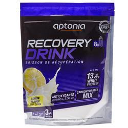 Bebida de recuperación en polvo RECOVERY DRINK Limón 512 g