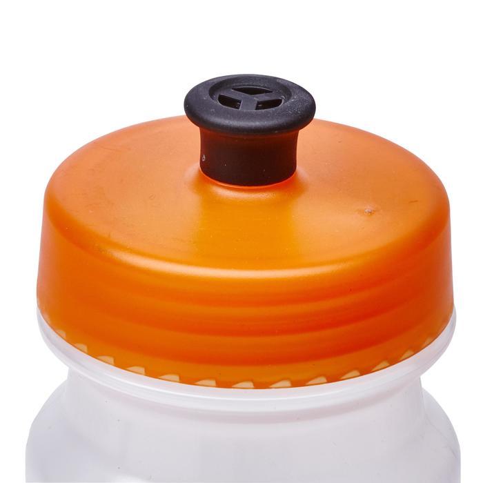 Bidón deporte naranja 550 ml