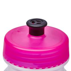 Bidón de deporte rosa 550 ml