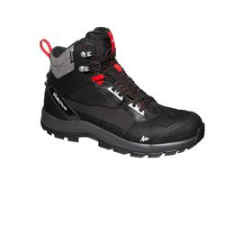 Chaussures chaudes imperméables de randonnée neige - SH520 X-WARM - MID Homme