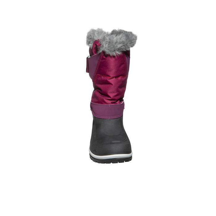 SH500 X-Warm Women's Snow Hiking Boots - Purple
