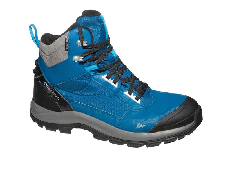 SCARPE INVERNALI MONT UOMO Sport di Montagna - Scarpe uomo SH520 X-WARM MID QUECHUA - Scarpe e accessori trekking