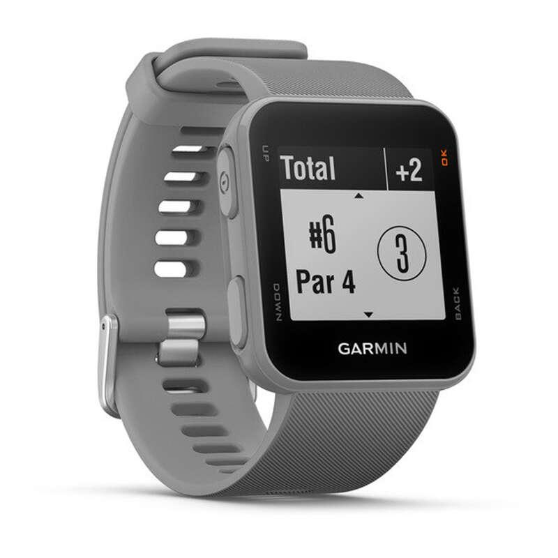 Electronica para Golf GOLF - RELÓGIO APPROACH S10 CINZA GARMIN - All Catalog