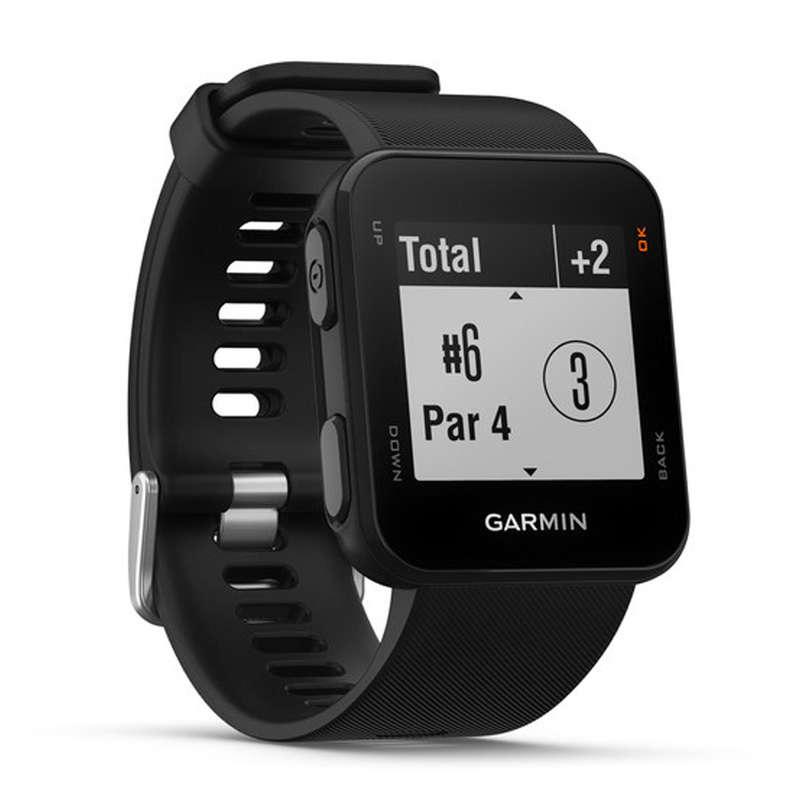 GOLF - ELEKTRONIKA Golf - Zegarek GPS APPROACH S10 czarn GARMIN - Golf