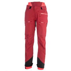 SFR 900 Women's Freeride Ski Pants - Burgundy