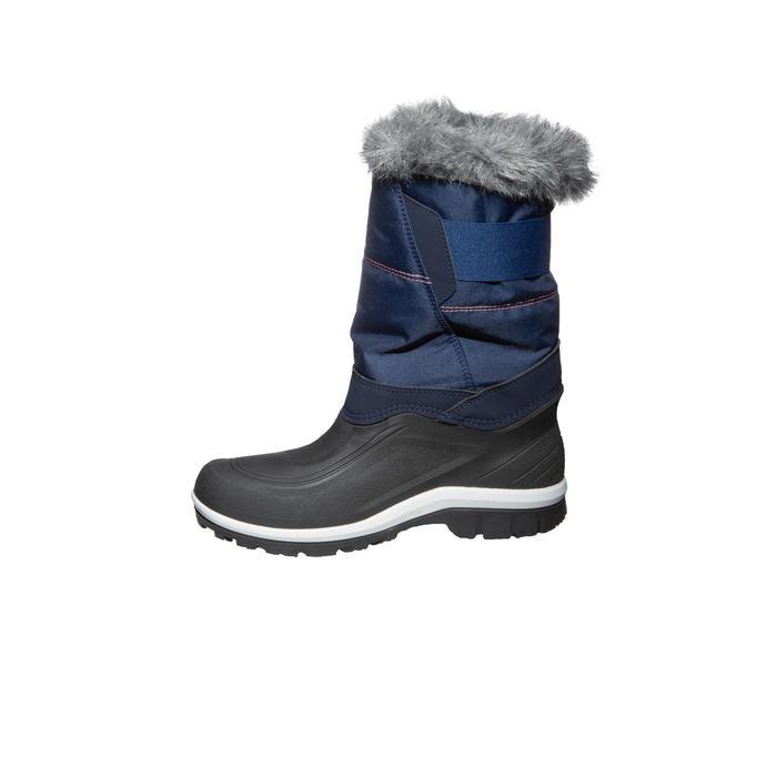 Women's Warm waterproof high snow boots - SH500 X-WARM