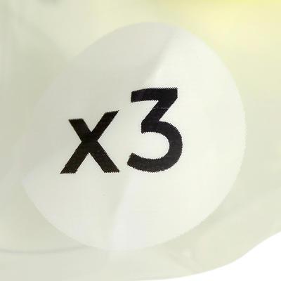 ערכה של 3 כדורוני פטאנק למשחק חובבים