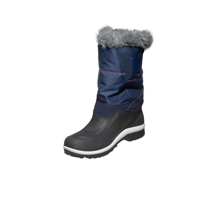 SH500 snow boots x-warm laces blue