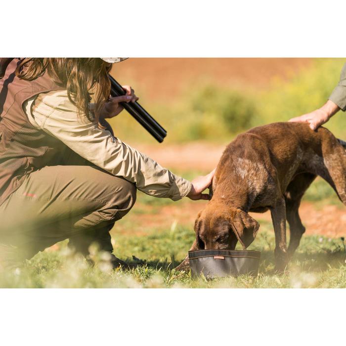 Soepele etensbak voor honden