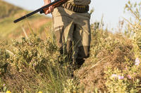 Light breathable and hard-wearing hunting pants 520 green