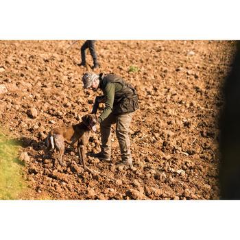 Ademend jagersvest 520 bruin