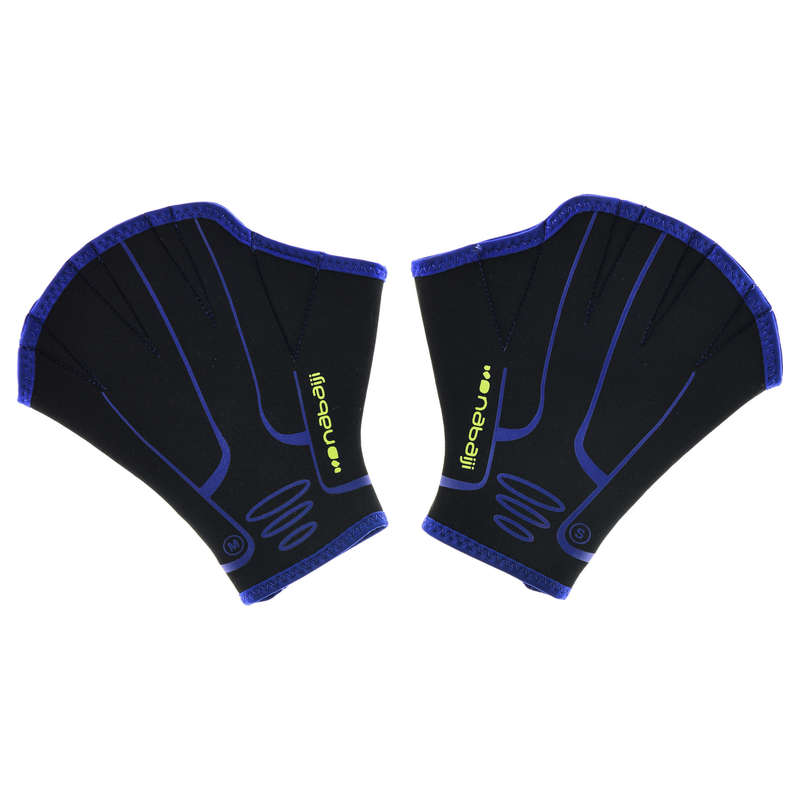 AQUAGYM AQUABIKE SWIMSUITS/MATERIAL All Watersports - Aquagym Neoprene Gloves Black NABAIJI - All Watersports