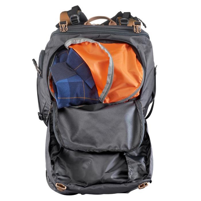 Sac à dos Trekking  TRAVEL 100  50 litres cadenassable - 1484059