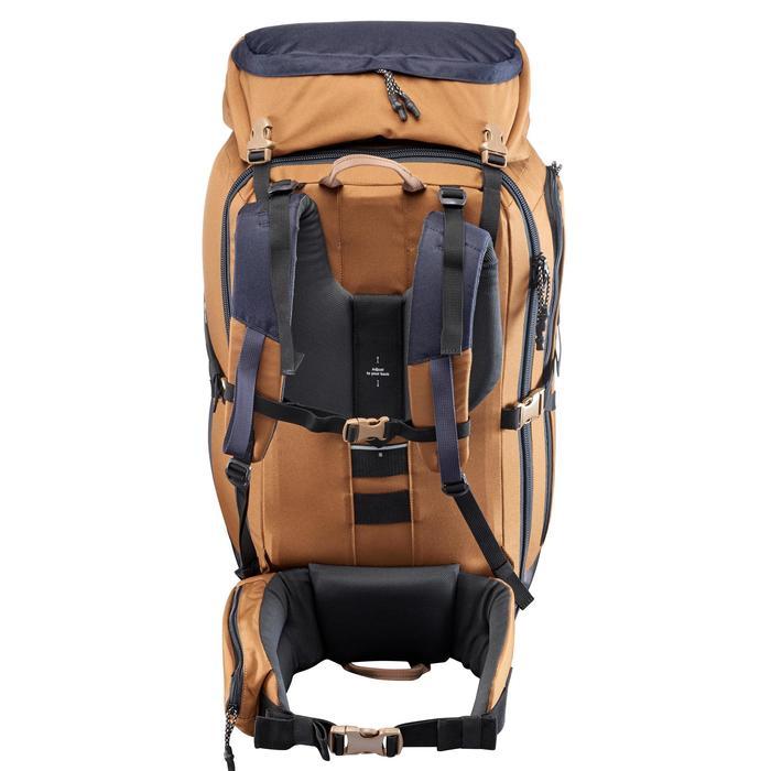 Sac à dos Trekking  TRAVEL 100  70 litres cadenassable - 1484071