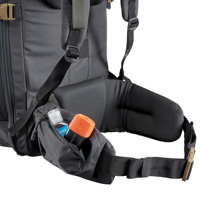 Sac à dos Trekking  TRAVEL 100  70 litres cadenassable - 1484074