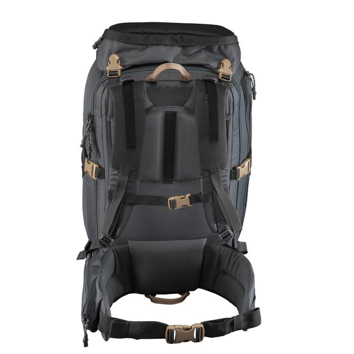 Sac à dos Trekking  TRAVEL 100  50 litres cadenassable - 1484107