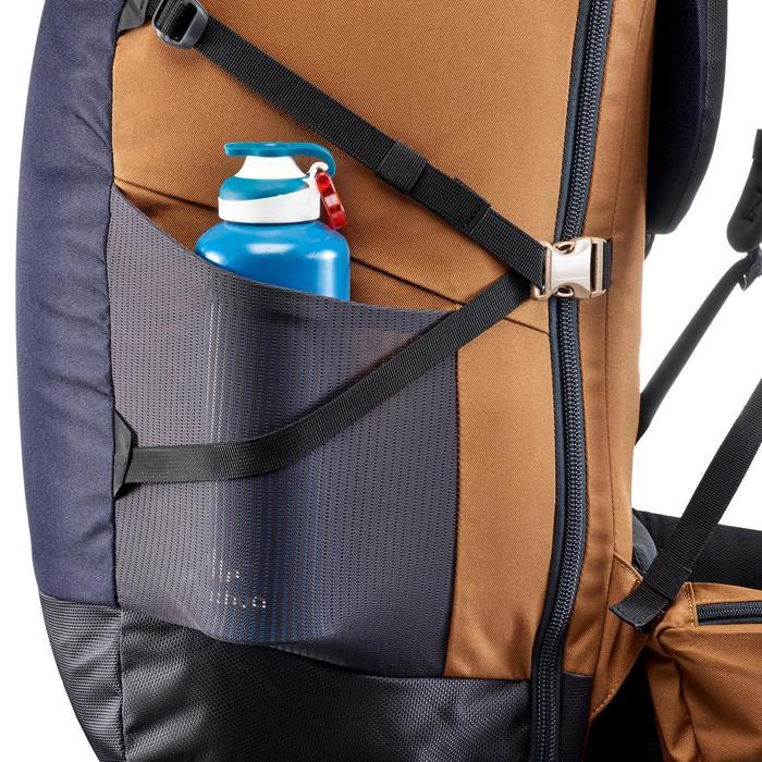 Sac à dos Trekking  TRAVEL 100  70 litres cadenassable - 1484109