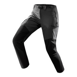 Trek 700 Women's Mountain Trekking Trousers - Dark Grey