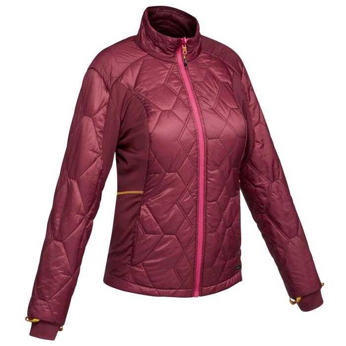 Veste trekking Rainwarm 500 3en1 femme - 1484208