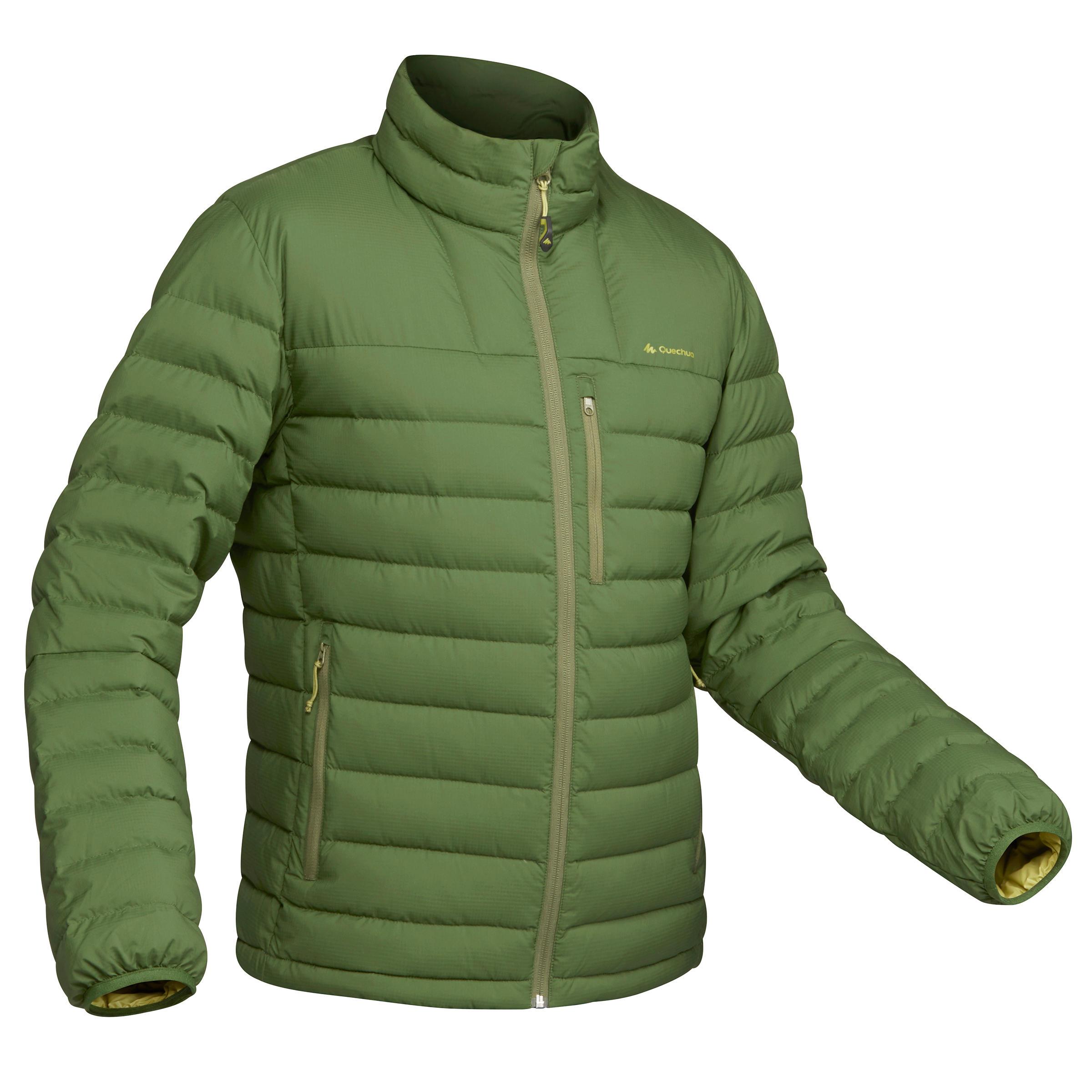 c95866d7663 Outdoor kleding kopen met korting. Forclaz – Wandelen – Donsjas – Donsjas  voor bergtrekking Trek 900 heren.