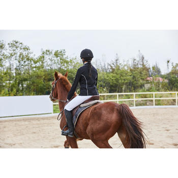 Holstein Adult Horse Riding Jodhpur Boots - Black - 1484366