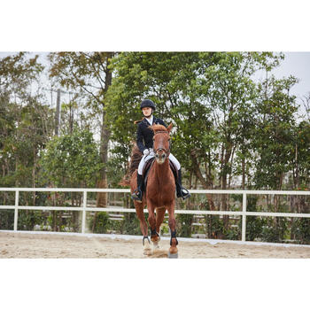 Holstein Adult Horse Riding Jodhpur Boots - Black - 1484367